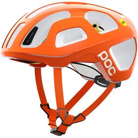 POC Octal MIPS Casco, arancione